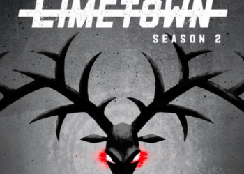 Limetown Season 2 cover art by Two-Up Productions