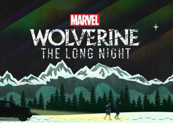 Wolverine the long night cover art