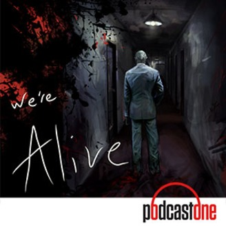 We're Alive Cover Art