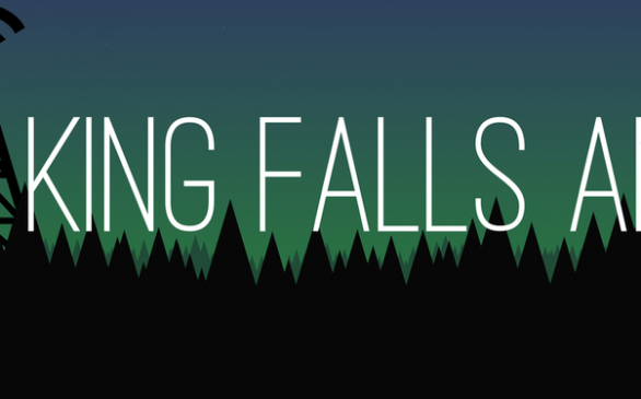 King Falls AM logo