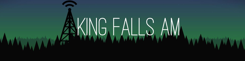 King Falls AM logo