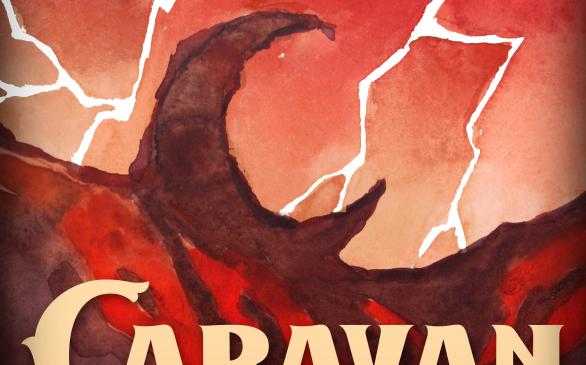 Caravan Cover Art